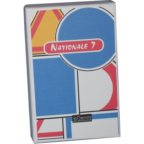 Jeu de cartes NATIONALE 7